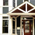 siding, porch, & construction by Allied Construction and Restoration